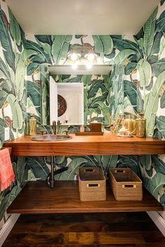 Die 26 besten Bilder von Tapete badezimmer | Badezimmer ...