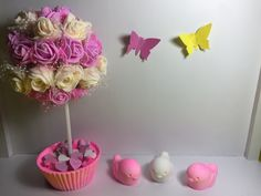 Kokulutaş vazo ve kuşlar dekoru