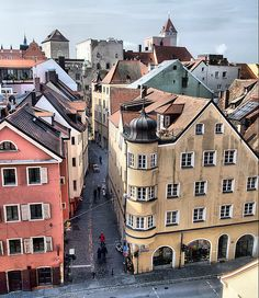 Regensburg... always