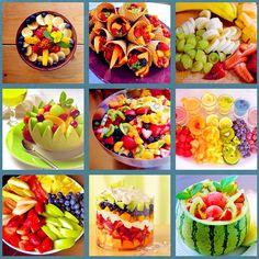 Gorgeous fruit!!