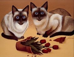 Siamese Art