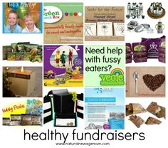 Healthy Fundraisers.