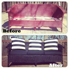 How To Paint Furniture From The Experts at Rust-Oleum