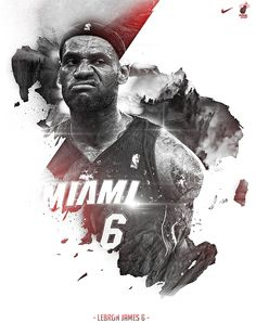 LeBron James by Gx-S3n0r