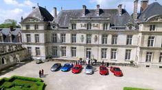Невероятное ралли Ferrari Авилон во Франции on Vimeo