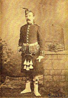 Lance Corporal, William Duncan, A, South Africa, Boer War