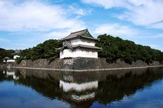 Tokyo Imperial Palace is the main residence of the Emperor of Japan.