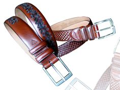 Leather Buckle, Leather Belts, Menswear, Sport, Illustration, How To Wear, Fashion, Leather Shoes, Suspenders