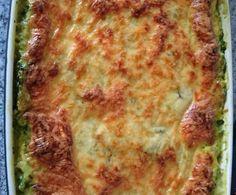 Rezept Spinatlasagne von lililulu - Rezept der Kategorie Hauptgerichte mit Gemüse