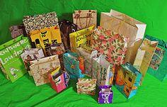 paper bags bags bags! : )