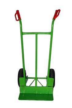 ruční manipulační vozík zvaný Rudl