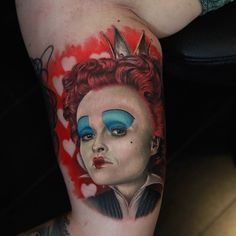 150+ Charming Alice in Wonderland Tattoo Designs awesome