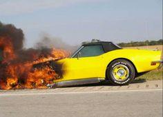 1970 Corvette Convertible