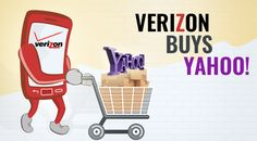 Verizon to combine its latest purchase – Yahoo with AOL, to create the third-largest digital ad network in the US - Yo! Technology Updates, Latest Technology News, Verizon Communications, Third, This Is Us, Success, Ads, Digital, Create