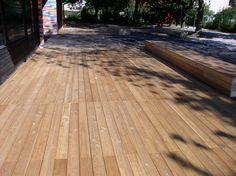 Hardwood Floors, Flooring, Wooden Decks, Terraces, Outdoor Decor, Home Decor, Wood Floor Tiles, Decks, Decoration Home