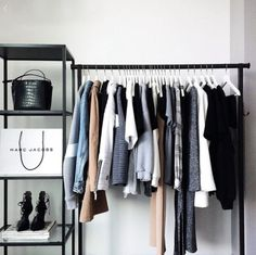 Prepping Your Wardrobe for Fall | Bedrooms, Clothes and Room