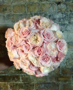 Garden roses bouquet