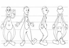 "Echa un vistazo a mi proyecto @Behance: ""Character design"" https://www.behance.net/gallery/56841019/Character-design"