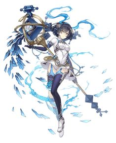 Female Character Design, Character Design References, Character Concept, Character Art, Concept Art, Fantasy Characters, Anime Characters, Alice, Anime Weapons