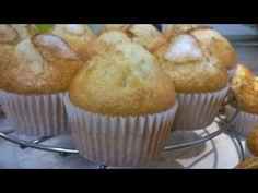 Cómo hacer Magdalenas de Naranja, Receta fácil ♥ Bocados Divinos - YouTube