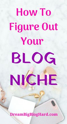 If you want to start a blog but aren't sure what to blog about, don't miss this post! It has great tips and tricks for helping you find the perfect blog niche. Click through to the post to read them all! #blogging #blog #blogniche #bloggingtips