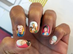 Nail+Art+Sets+for+Girls | Girl Nail Art