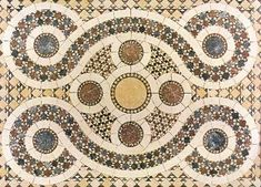 Some thoughts and observations — Cosmati Mosaics . Tile Art, Mosaic Art, Mosaic Tiles, Mosaic Floors, Tiling, Arabesque, Painted Floor Cloths, Principles Of Design, Mosaic Garden