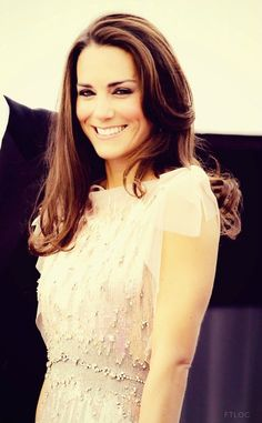 It would be amazing to meet Kate Middleton one day, she makes everything look perfect and she's such an inspiring woman!