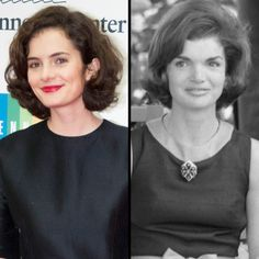Rose Kennedy Schlossberg and Jacqueline Kennedy Onassis
