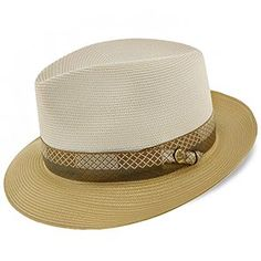 7cae253341a13 Andover - Stetson Milan Straw Fedora Hat - TSANDV - Lowest Prices - Highest  Quality Stetson. Fashionable Hats