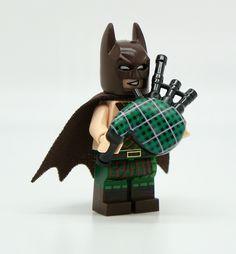 https://flic.kr/p/Rn6bWd | Batman Bagpipe Player