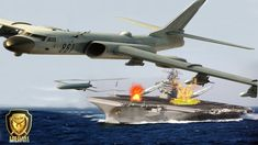 China's H-6K: The Bomber That Could 'Sink' the U.S. Navy