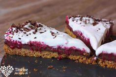 Čokoládovo-malinová vášeň - Powered by Nova, Russian Recipes, No Bake Cake, Sweet Tooth, Cheesecake, Paleo, Sweets, Cookies, Eat