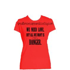 Taylor Swift New Romantics We Need Love but All We Want Is Danger 1989... ($17) ❤ liked on Polyvore featuring tops, t-shirts, red, women's clothing, collared t shirt, embellished collar shirt, red collar shirt, checkered shirt и bleach shirt