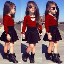 Stylish kids in beautiful clothes roupas infantil feminina, roupas de menina, roupas de crianças Little Girl Outfits, Cute Outfits For Kids, Little Girl Fashion, Cute Little Girls, Toddler Outfits, Baby Girls, Kids Girls, Children Outfits, Summer Girls