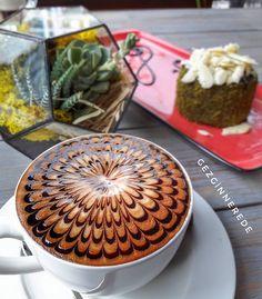 Cafe Barbera kahveleri | Gezgin nerede