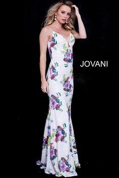 c8ba850754 Jovani 58645A. Jovani DressesV Neck Prom ...