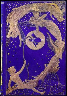 For the love of Books...'The Violet Fairy Book' by Andrew Lang, 1901. https://musetouch.org/?cat=30