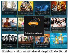 Bombuj - ako nainštalovať doplnok do KODI ~ KODI-návody. Aang, Korra, Avatar, Science, Movies, Movie Posters, Films, Film Poster, Cinema