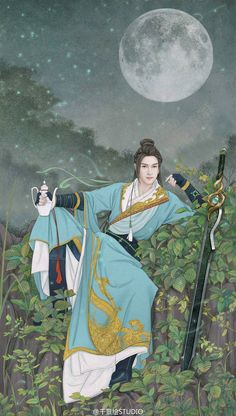 W u X i a Love Painting, Chinese Painting, Chinese Art, Creative Pictures, Human Art, Traditional Paintings, Gothic Art, Ancient Art, Painting Inspiration