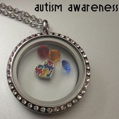 April is Autism Awareness Month. Show your support.
