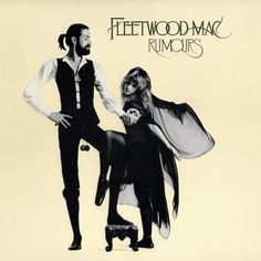 """Mick Fleetwood's """"balls"""" on the Rumours album. 
