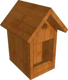passion bassin les oiseaux sauvages et le jardin plan de nichoir maison mangeoire pour. Black Bedroom Furniture Sets. Home Design Ideas