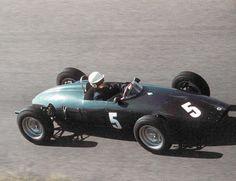 Tony Brooks 1961 BRM P48/57