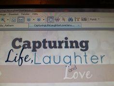 Elas Projekt 365: Instagram Challenge#1 of #capturinglifelaughterlove