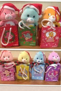 Christmas Care Bears
