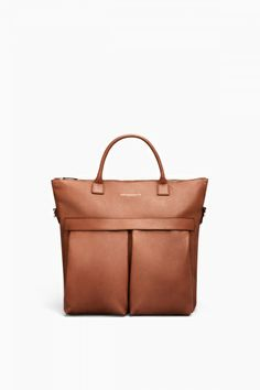 O Hare II - Shopper Tote with Front Pocket | Want Les Essentiels