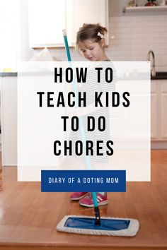 How to encourage your kids to do chores and why they need to do chores at every age. Mindful Parenting, Peaceful Parenting, Gentle Parenting, Parenting Advice, Kids And Parenting, Chore Rewards, Building Self Confidence, How To Teach Kids, Chores For Kids
