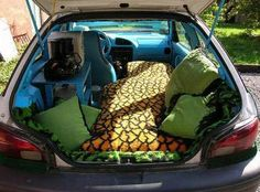 93 Best Car Camping Images On Pinterest