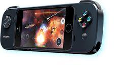 Logitech  'PowerShell' Controller mando para juegos en iphone ya esta disponible